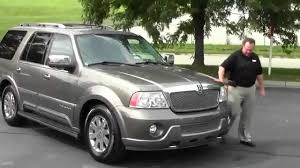 lincoln navigator rims used 2004 lincoln navigator 4wd for sale at honda cars of bellevue