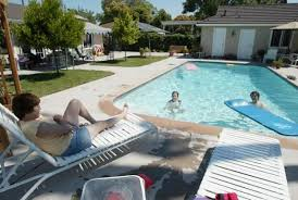 Backyards With Pools California Pool Tub Filling Bans Have Industries Steaming