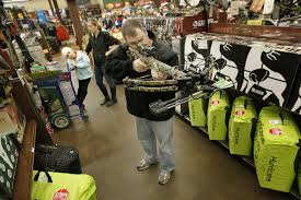 gander mountain black friday for outdoors stores black friday is busy but sane startribune com