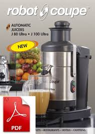 robot coupe juicer j80 ultra commercial catering equipment