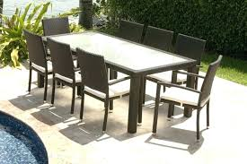 modern outdoor dining table diy outdoor dining table goodna info