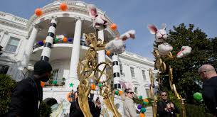 a white house halloween in photos politico