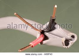 twin core and earth electrical cable wire uk safety standards