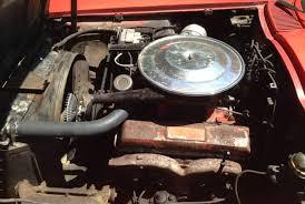 corvette clutch burnout stored 30 years 1964 corvette