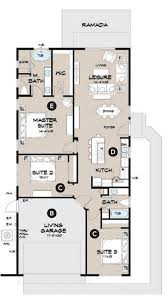 Symmetrical Floor Plans by House Review Solutions For Narrow Lots Professional Builder