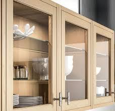 meuble de cuisine en verre étagère verre sagne cuisines