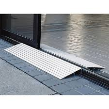 glass door track ez access transitions aluminum modular threshold ramps discount