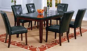 olga marble dining table furtado furniture