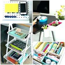 Desk Organizer Ideas Office Desk Organization Ideas Kgmcharters