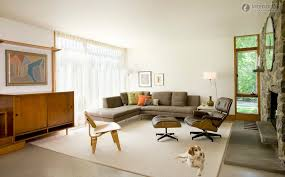 interior design living room with popular small apartment living