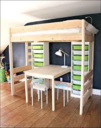 Bunk Bed And Desk Furniture Junior Loft Bed With Desk Luxury Loft Beds