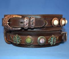Cowhide Prices Leather Collars And Leashes C B Pawsc B Paws
