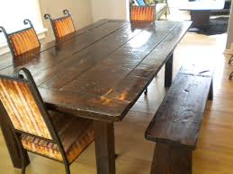 Black Dining Room Table With Bench  Big  Small Dining Room Sets - Dining room chairs and benches