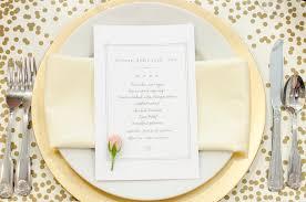 bridal shower signing plate modern bridal shower with a pink gold black color