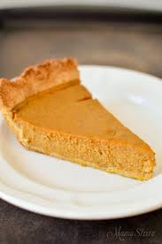 pumpkin pie gluten dairy and sugar free mamashiremamashire