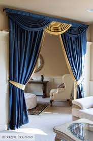 Blue And Gold Curtains 259 Best Window Treatments Swag Valance Curtain Collection By
