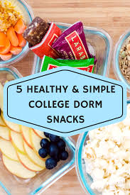 Easy Healthy Diet Plans For College Students