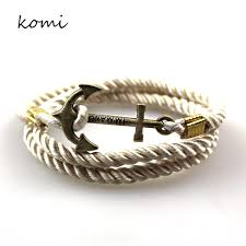 anchor jewelry bracelet images Komi anchor bracelets new arrival vintage retro bracelets fashion jpg
