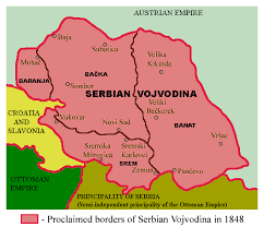 Ottoman Empire Serbia Serbian Vojvodina