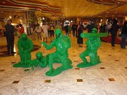 Army Men Halloween Costume Creative Halloween Costumes Stubborn Thoughts