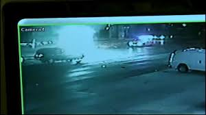 raw video deadly multi car dallas crash caught on camera youtube