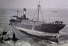 List Of Ship Sinkings by List Of Shipwrecks Of Cornwall 20th Century Wikipedia