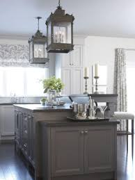 Kitchen Island Lighting Design Kitchen Kitchen Island Pendant Lanterns With Warm Gray Kitchen