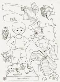 mary engelbreit coloring pages miss missy paper dolls caroline and danny