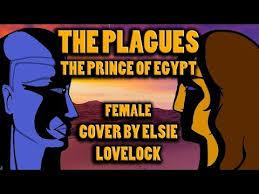 plagues prince egypt female cover elsie lovelock