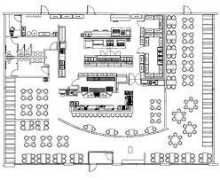 kitchen wonderful restaurant kitchen layout dimensions small