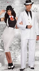 Gangster Couple Halloween Costumes Zoot Suit Riot Costume Zoot Suits Costumes Couples