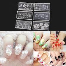 online get cheap 3d acrylic mold for nail art aliexpress com