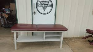 used medical exam tables used exam table exam table for sale chiropractic exam table