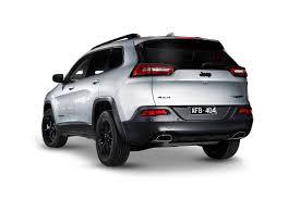jeep cherokee black 2015 2015 jeep cherokee blackhawk 4x4 3 2l 6cyl petrol automatic suv