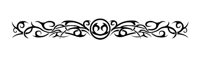 tribal wrist band tattoo real photo pictures images and