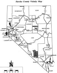 nevada counties map eureka county nevada official home page