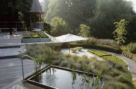 modern garden design u2013 examples of the professional life of