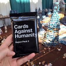 cards against humanity reject pack wtg episode 15 gencon live whatthegrok