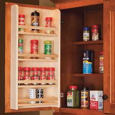 Spice Rack Storage Organizer Best 25 Door Mounted Spice Rack Ideas On Pinterest Diy Spice