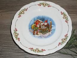 christineholm porcelain christineholm porcelain christmas plate exclusive edition