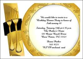 dinner invitation wording birthday dinner invitation wording cloveranddot