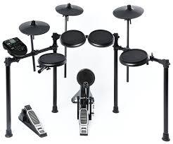 black friday drum set amazon com alesis nitro kit electronic drum set with 8