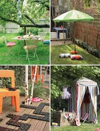 fanciful kid garden parties by living etc at home with kim vallee