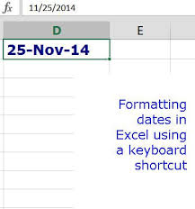 format date in excel 2007 add the current date time in excel using shortcut keys