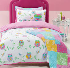 owl bedding sets quilt u0026 duvet covers for kids