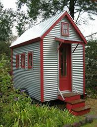 Tumbleweed Cottages Corrugated Metal Tiny House Cabin Cottage Guest House Ideas