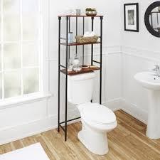 Bathroom Storage Behind Toilet Bathroom Cabinets U0026 Shelving You U0027ll Love Wayfair