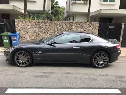used maserati granturismo buy used maserati granturismo 4 2 auto my10 car in singapore
