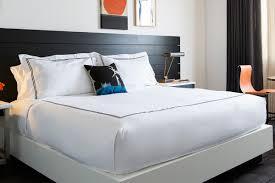 Black Bedding Black Embroidered Bed U0026 Bedding Set Kimpton Style