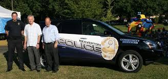 lexus lease deals portland oregon beaverton police department receives new hybrid vehicle